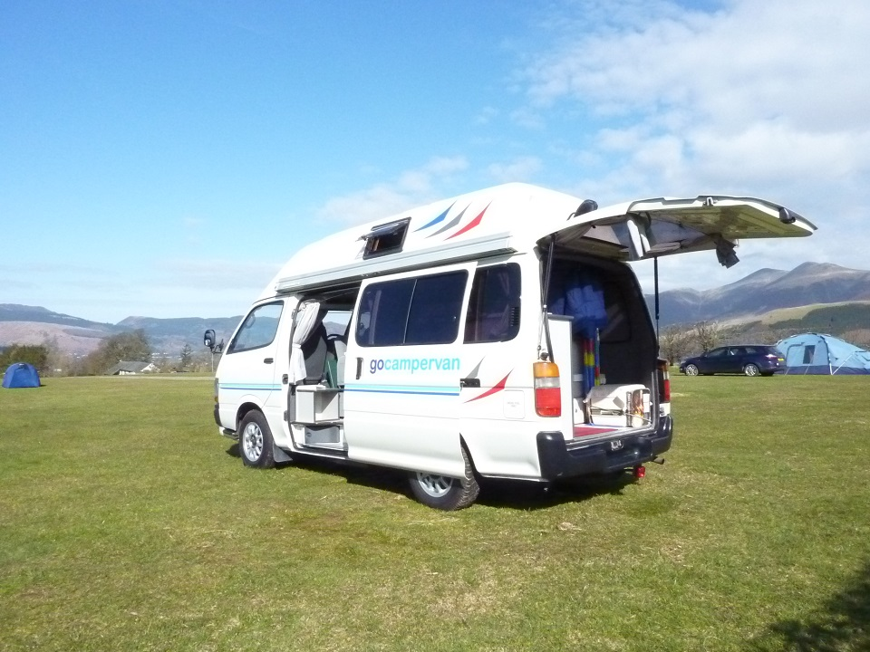 31 Awesome Motorhome Hire North East