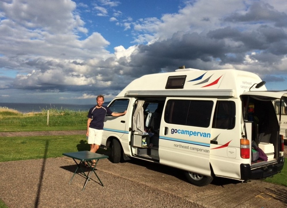 Perfect  Motorhome Hire L Motorhome Hire From Northumberland L Motorhome Hire